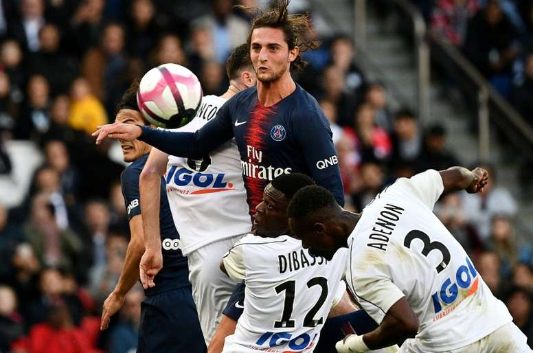 Le Français se rapproche chaque jour un peu plus du Barça. AFP