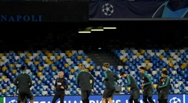 Barça, the oldest team in the Champions League. AFP