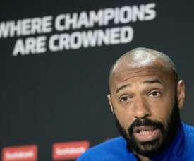 Henry playing waiting game with MLS in limbo. AFP