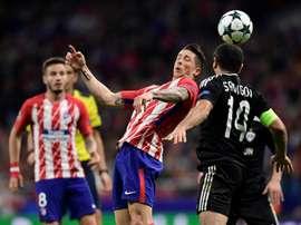 Qarabag n'a obtenu des points que face à l'Atlético. AFP