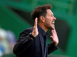 Simeone defends Atletico after Champions League exit. AFP