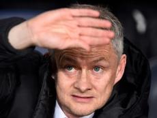 Solskjaer eyes strong finish as Everton lie in wait.