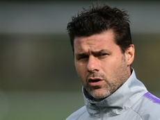 Pochettino and Tottenham have no regrets over a lack of summer signings. AFP