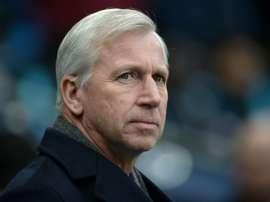 El Crystal Palace planea la cesión de Sow. AFP