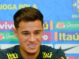 Brazil's Coutinho owns up to poor Barcelona season.