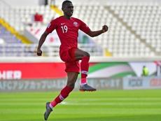 Qatar won comfortably against North Korea. AFP