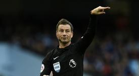 Marc Clattenburg se confie sur Mourinho. AFP