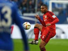 Tah tiene contrato en vigor con el Leverkusen hasta 2020. AFP