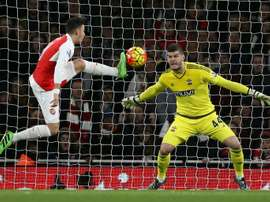 Southampton's goalkeeper Fraser Forster is a good contender for the Euro 2016. BeSoccer