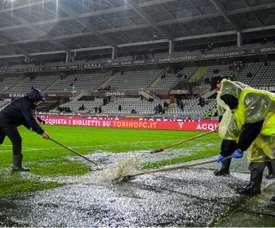 Un giocatore del Torino positivo al coronavirus. AFP