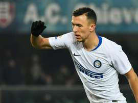 Perisic looks to be on his way to the Premier League. AFP