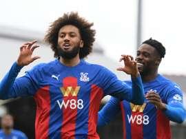 El Palace hunde a un Fulham sin puntería. AFP
