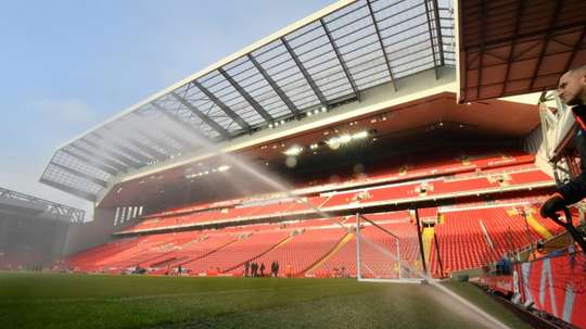 Liverpool have complaied to UEFA about alleged racist abuse. AFP
