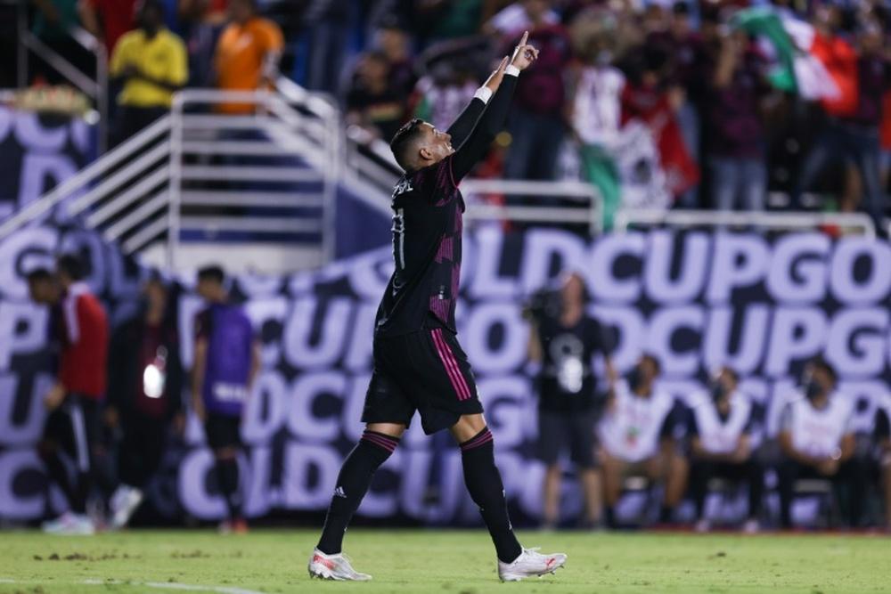 Noticias destacadas de la Copa Oro a 29 de julio. AFP