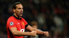 Ferdinand asked for calm to analyse Manchester United's possibilities in the table. AFP