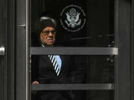 Prosecutors are pushing for a three-year sentence for Trujillo. AFP