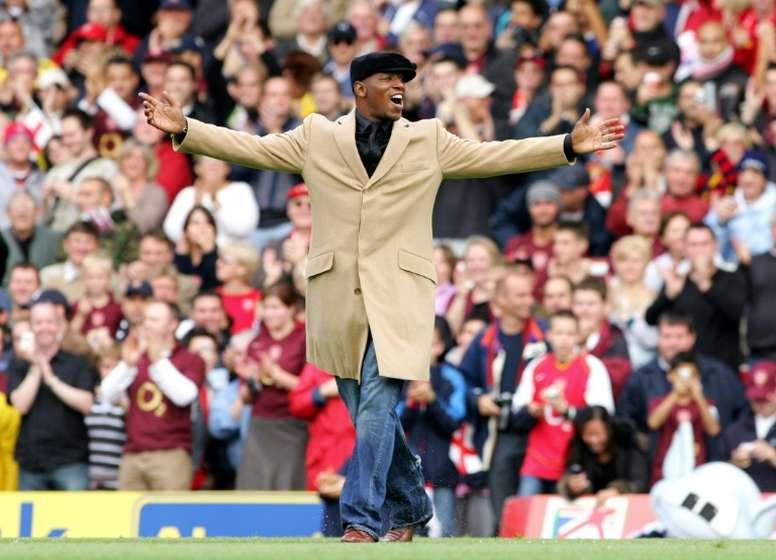 Highbury Park acogió el primer partido retransmitido por radio. AFP