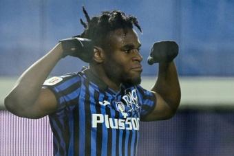 Zapata verso l'Inter. AFP