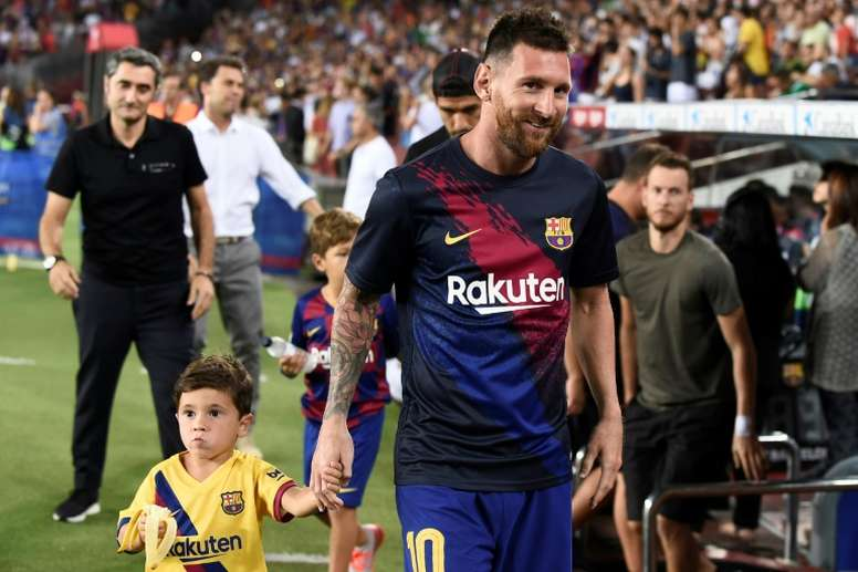 Messi is free to decide his future