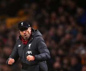 Liverpool prêt à vendre l'un de ses jeunes cet été. AFP