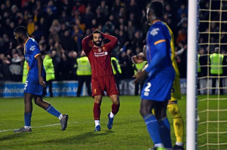 All senior players, Klopp to miss Liverpool's FA Cup replay. AFP