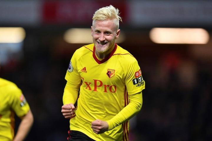 Su renovación con el Watford está estancada y el Crystal Palace le tiende la mano. AFP