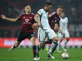 Eintracht Frankfurt managed to win the play off to remain in the Bundesliga. BeSoccer