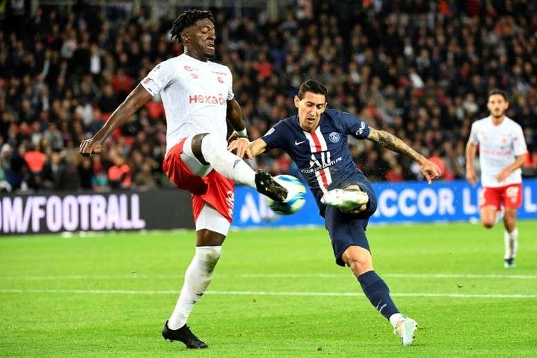 Tout savoir pour le match Reims-PSG. AFP