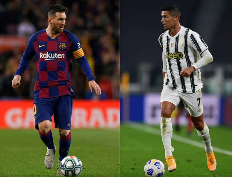 Messi v Ronaldo, Man Utd, Haaland: Champions League storylines to watch. AFP