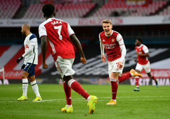 Arsenal e Real Madrid vicine all'accordo per Odegaard AFP