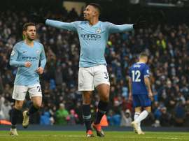 Man City travel south looking to continue their bid to reclaim the cup. AFP
