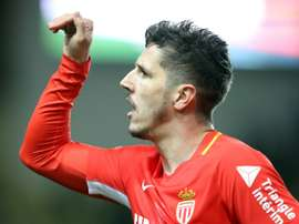 Jovetic scored after coming on as a substitute. AFP