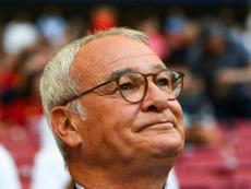Ranieri gets first win as Sampdoria coach. AFP