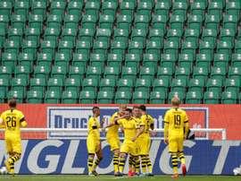Borussia Dortmund terá dois novos desfalques para este domingo. AFP