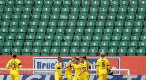 Il Borussia vince ancora. AFP
