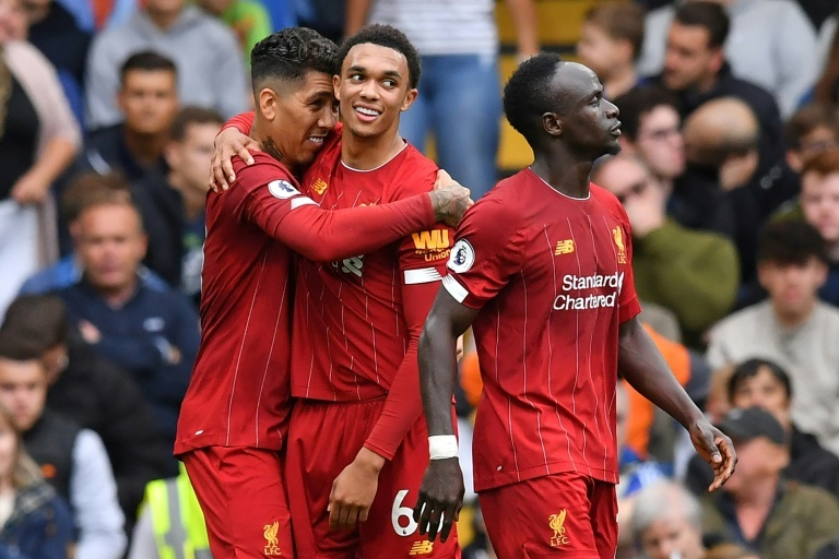 New Balance sues Liverpool for breach of contract