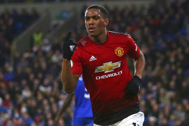 Martial can take inspiration from Ronaldo, says Solskjaer