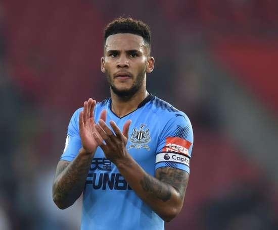 El Newcastle se pasea mientras los favoritos cumplen. AFP