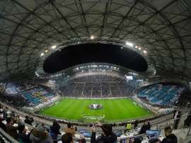 The Stade Vélodrome will be closed. AFP