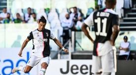 La confessione di Ronaldo. AFP