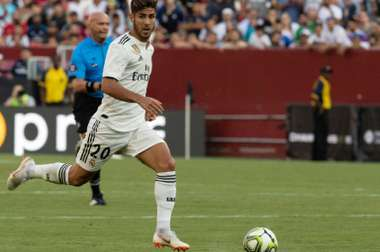 Asensio is know one of Real Madrid's stars. AFP