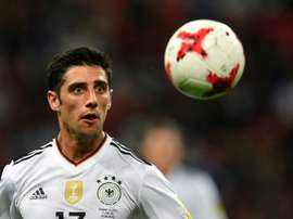 So far Germany's Lars Stindl is the topscorer in the Confederations Cup.AFP