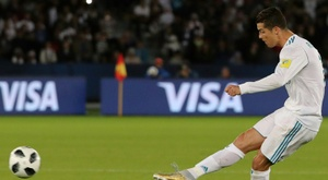 Ronaldo scored his seventh goal. AFP