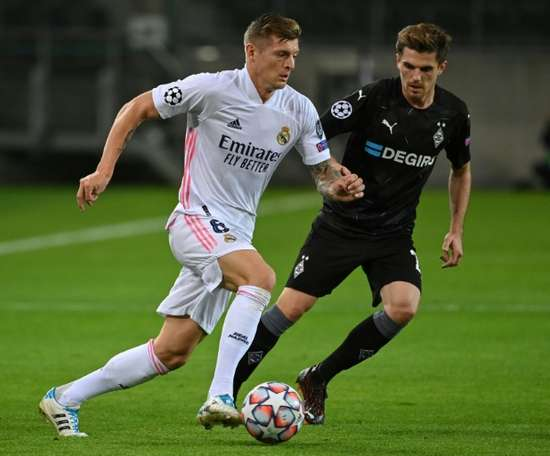 Toni Kroos gave an interview and revealed why he splashed 30k. AFP