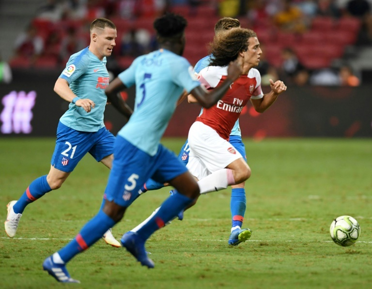 Heir to the throne? Arsenal's Guendouzi compared to Vieira