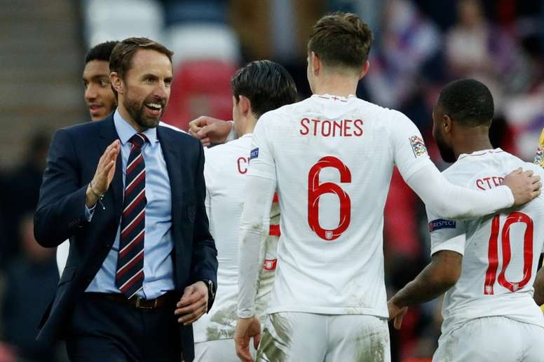 Southgate issues warning to Premier League clubs. AFP