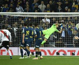 River hero Quintero claims that his side deserved Libertadores glory. AFP