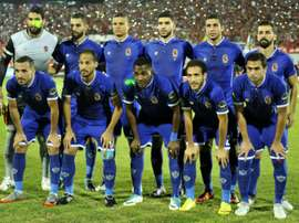 Al Ahly have reached the CAF Champions League final. AFP