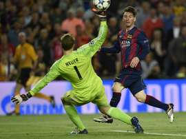 Les compos probables du match de Ligue des champions entre le Barça et le Bayern. AFP