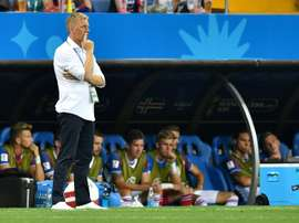 Hallgrimsson is due to take over Al-Arabi, a Qatari league side. AFP